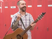 Jesse Sprinkle records new album with RACS students