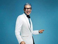 Feature: Jeff Goldblum & the Mildred Snitzer Orchestra