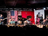 Jazz Fest 2019, Day 4: Jeff reviews Enemy and Paa Kow