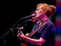 Jazz Fest 2019, Day 7: Jeff reviews Amanda Anne Platt & The Honeycutters and DH's Random/Control