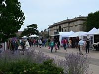 FESTIVAL   Clothesline Festival