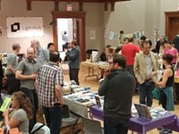 LITERATURE | ROC Small Press Book Fair