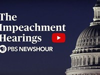 WATCH: Wednesday impeachment hearings