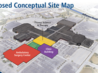 URMC plans orthopedic campus at Marketplace Mall