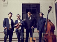BLUEGRASS | The Slocan Ramblers
