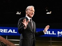 Comedian Bill Maher returning to Rochester