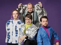 Joywave: satirical and sci-fi