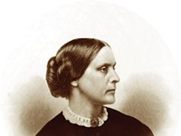 Susan B. at the symphony