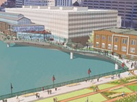 City eyeing $10 million convention center terrace expansion