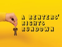A renters' rights run-down
