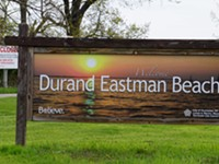 Proposed city budget closes Durand Eastman Beach to swimmers
