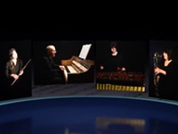 Marc Webster uses quarantine conditions to create innovative classical music video