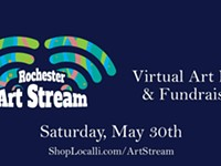 Art | Rochester ArtStream