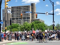 Thousands march through Rochester in anti-racism rally