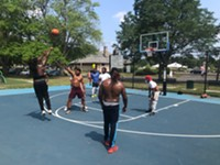 As basketball returns to city courts, so does a way of life