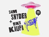 JAZZ-ROCK   Sam Snyder & Mike Kaupa
