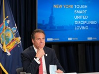 Cuomo warns coronavirus is far from over
