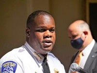 Mayor fires RPD chief, suspends two City Hall department heads