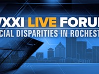 WXXI live forum examines racial disparities in Rochester
