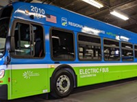 RTS introduces electric buses to its fleet