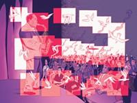 Graphic novelist Dave Chisholm chases jazz legend Charlie Parker