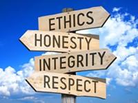 State auditors finger wag city on ethics training