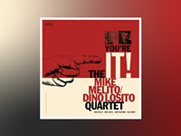 Album review: 'You're It!' by the Mike Melito/Dino Losito Quartet
