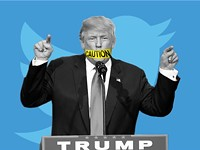 COMMENTARY: Twitter is a bar and Trump is a blowhard barfly