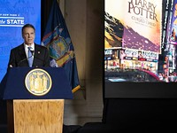Gov. Cuomo plans COVID-19 rapid testing to kickstart live arts performances