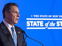 Cuomo unveils ambitious green energy program for New York state