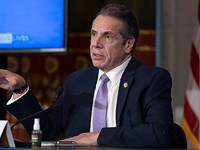 Cuomo ends most orange and yellow zone restrictions