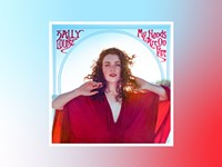 Sally Louise's full-length debut album celebrates self-empowerment