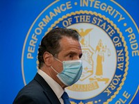 Cuomo: Many COVID-19 restrictions to soon end in NY