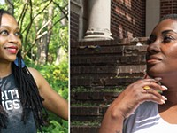 Local Black artists embrace natural hair styles