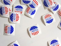 Early voting wraps up; Primary Day is Tuesday