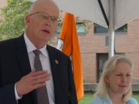 RIT, Gillibrand seek fed funds to make cybersecurity program inclusive