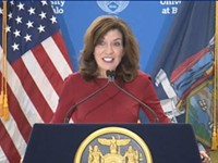 Hochul pledges $65 million to local governments for booster shots