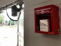 Recovery advocates install emergency Narcan boxes around Monroe County