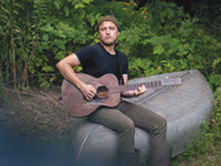 Aaron Lipp has 'Nothing to Lose'