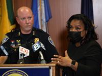 Rochester police Chief Herriott-Sullivan resigning Oct. 13