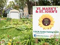 Grant will support community gardens in Beechwood