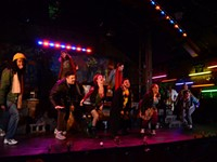"Theater Review: ""Rent"" at Bristol Valley Theater"