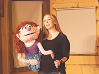 """Theater Review: """"Avenue Q"""" at the Kodak Center"""