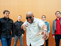 I Scene It: Barrence Whitfield and the Savages at Abilene