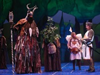 "Theater Review: ""Spamalot"" at Geva"