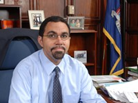 John King to take over for Duncan in top education job
