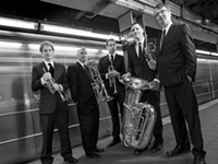 Classical Review: Principal Brass Quintet at Kilbourn Hall