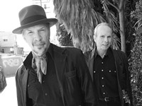 Dave and Phil Alvin make up for lost time