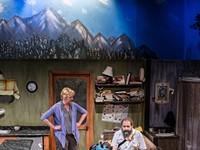 "Theater Review: ""Annapurna"" at Blackfriars"