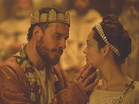 "Film review: ""Macbeth"""